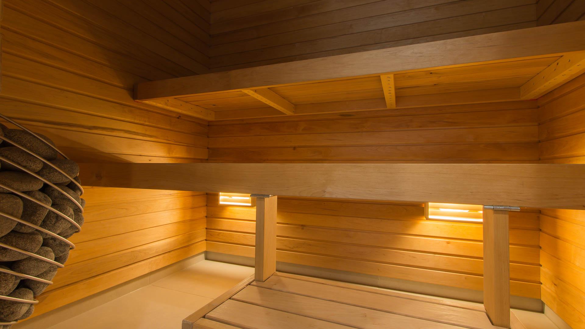 Lõõgastu oma saunas!